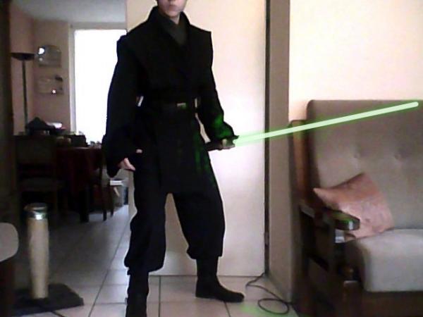 Photo 2 Of 4 From Dark Jedi Costume